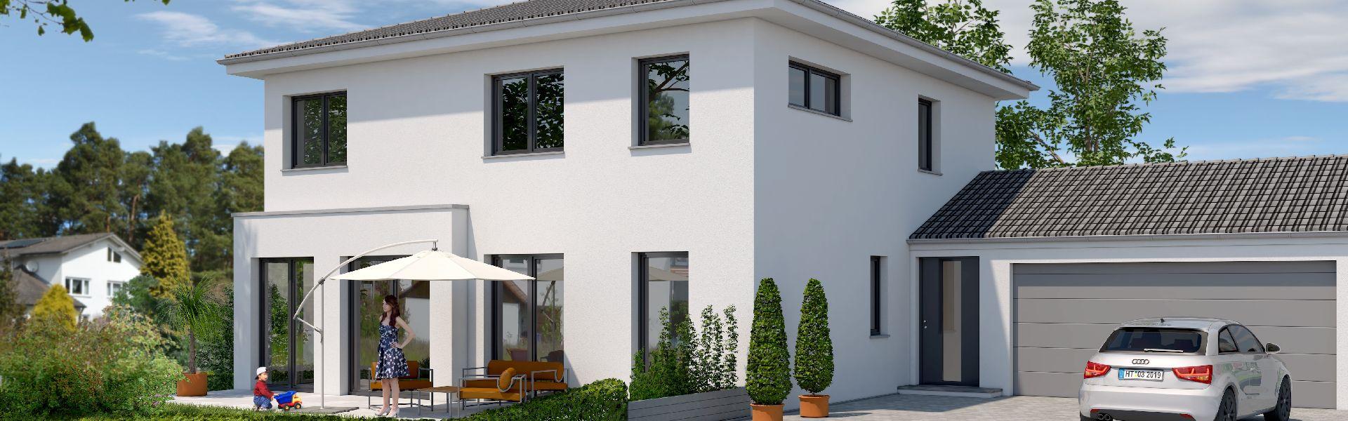 Sengenthal – Einfamilienhaus + Doppelgarage