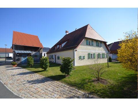 Denkmalgesch. Haus – Berngau